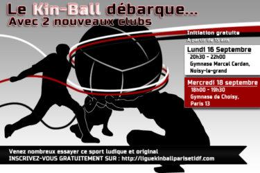 Flyer Kin-Ball