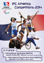 Flyer Compétition Paralympique